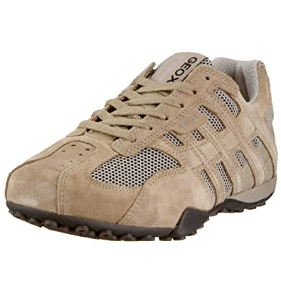 GEOX SNAKE U6107R-02214 C5252 Mens Lace-Up Shoe 65558c071ac