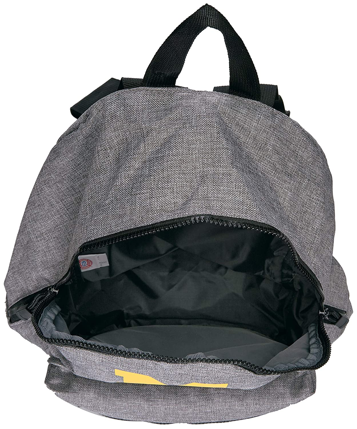 Officially Licensed NCAA Tandem Packable Backpack Gray One Size