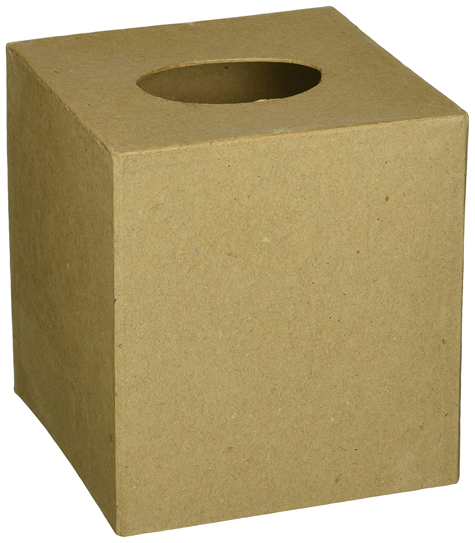 Clara 25,5 x 13,5 x 9 cm Caja para pa/ñuelos