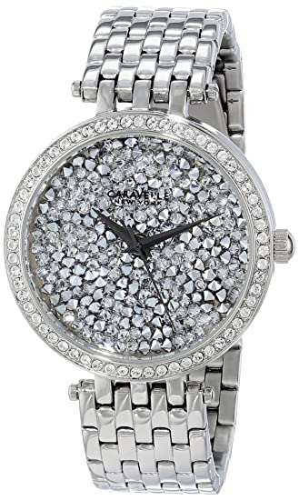 diamond view link bar watch product alternate watches sparkly