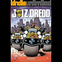 Juiz Dredd - Origens