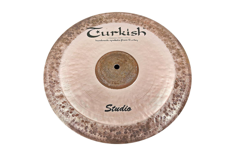Turkish Cymbals Custom Series 14-inch Studio Hi-Hat * SD-H14   B016PYY54Q
