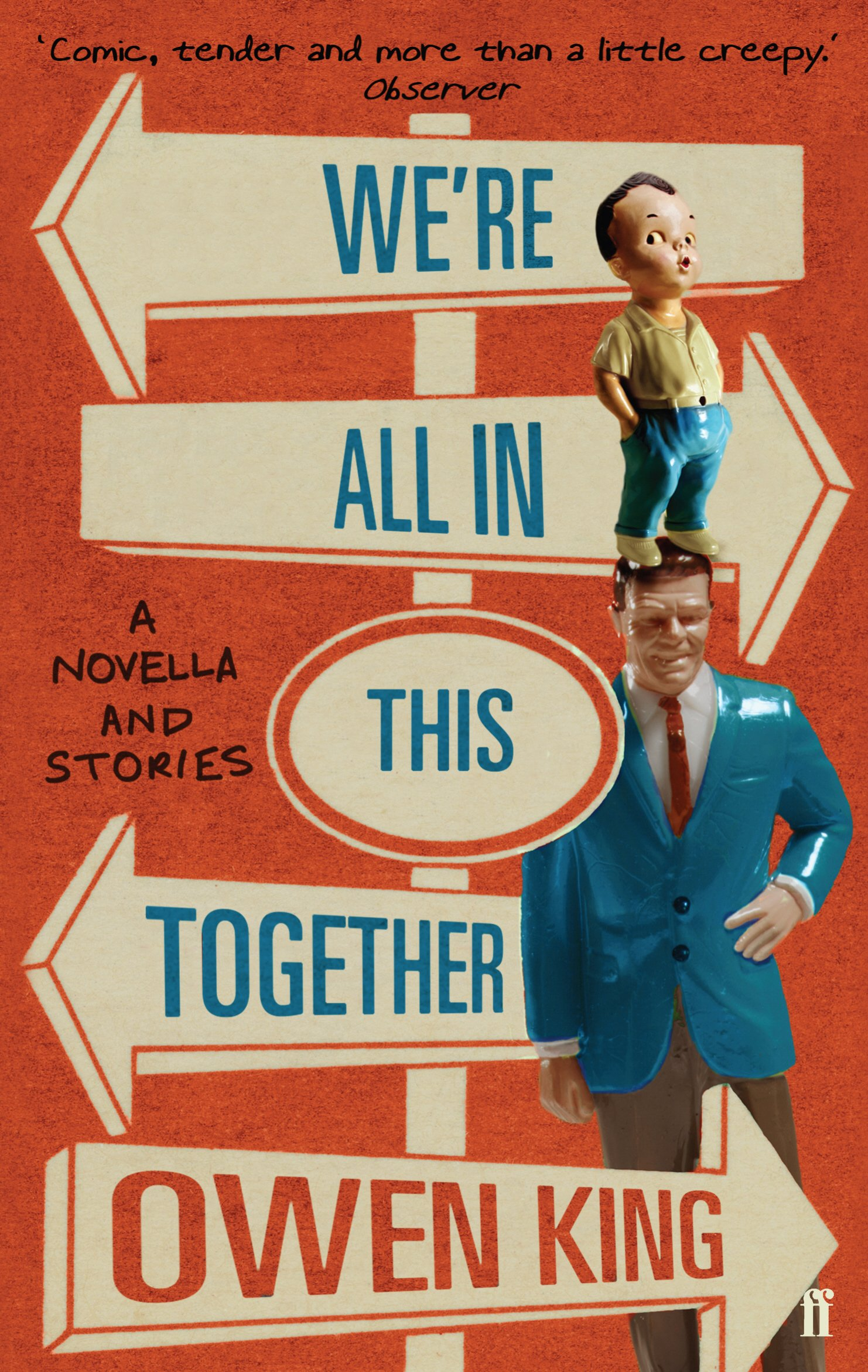 We're All in This Together: A Novella and Stories PDF