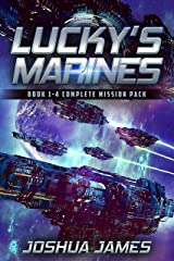 Lucky's Marines: Book 1-4 Complete Mission Pack Kindle Edition