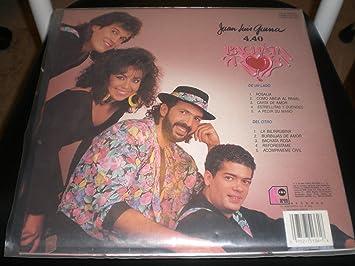JUAN LUIS GUERRA 4.40 BACHATA ROSA LP VINILO 1990 ESPAÑA ...