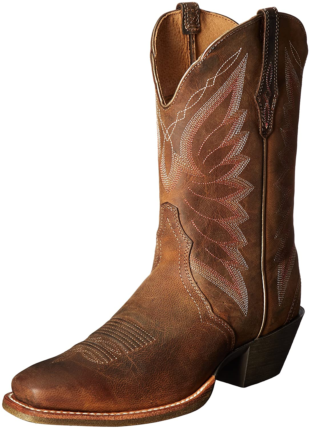 Ariat Women's Autry Western Cowboy Boot B01BPW6WS0 7.5 B(M) US|Woodsmoke
