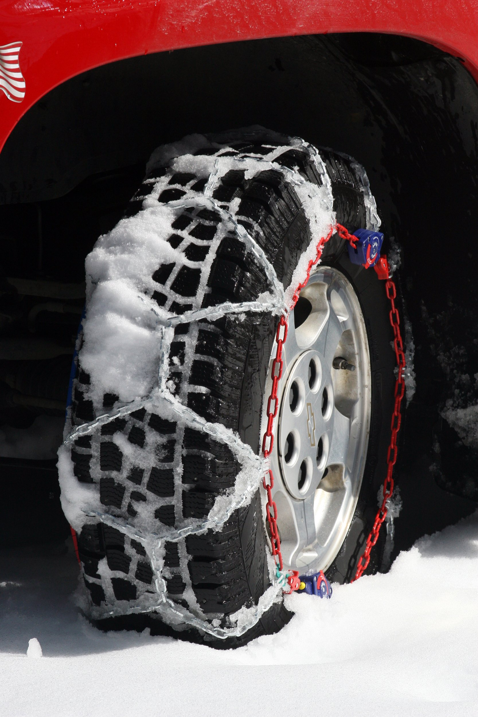 Peerless 0231705 Auto-Trac Light Truck/SUV Tire Traction Chain - Set of 2 by Security Chain (Image #4)