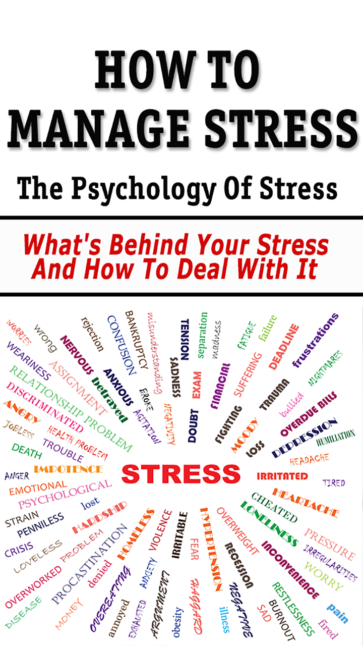 Amazon.com: Stress Management : How To Manage Stress - The ...