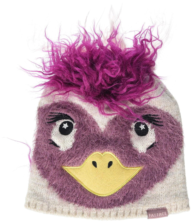 Fat Face Girls Elsie Emu Beanie Hat