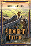 The Andarian Affair (Stavin DragonBlessed Book 3) (English Edition)