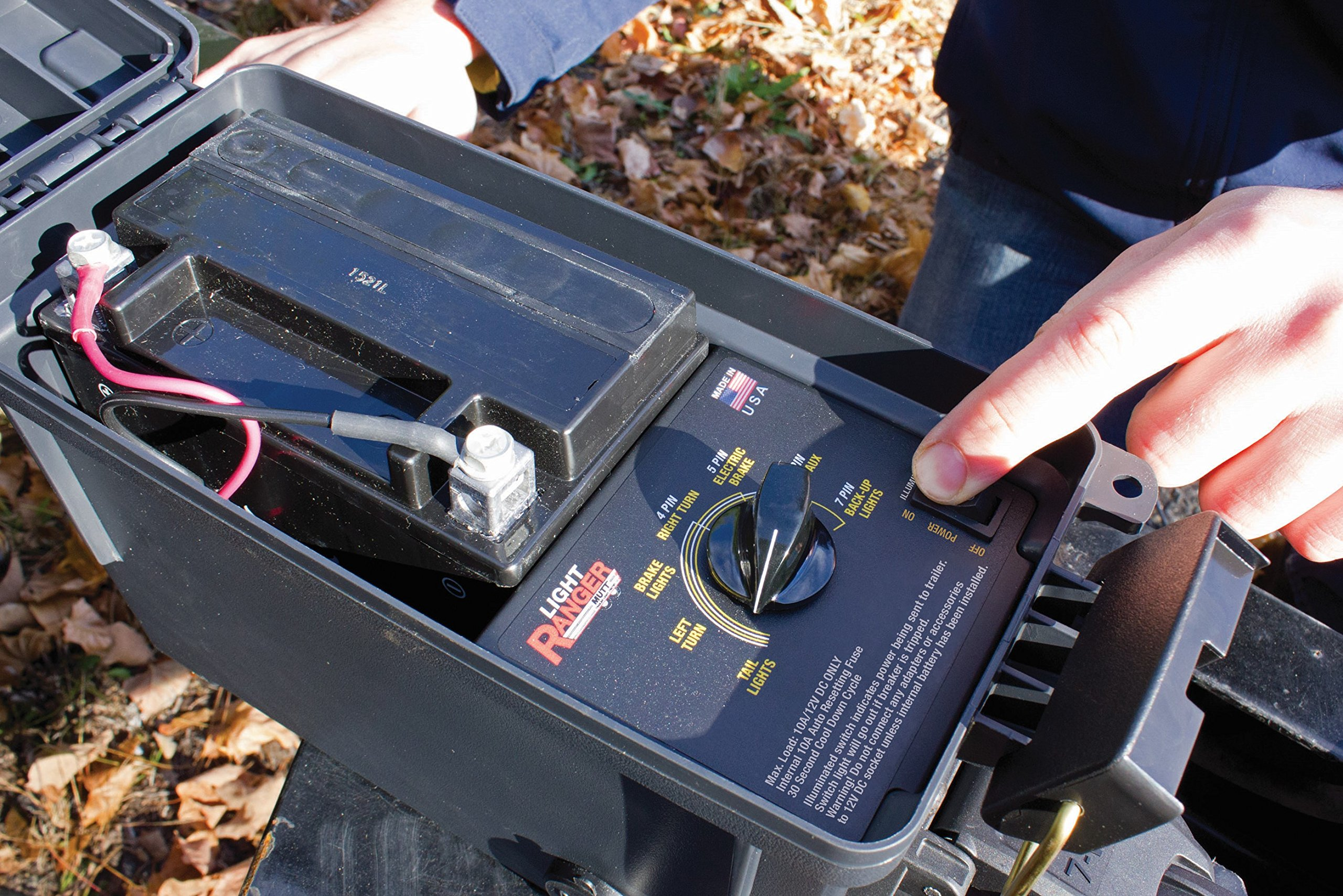 Innovative Products Of America 9101 Trailer Light Tester by Innovative Products Of America (Image #3)