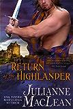 Return of the Highlander (The Highlander Series Book 4) (English Edition)