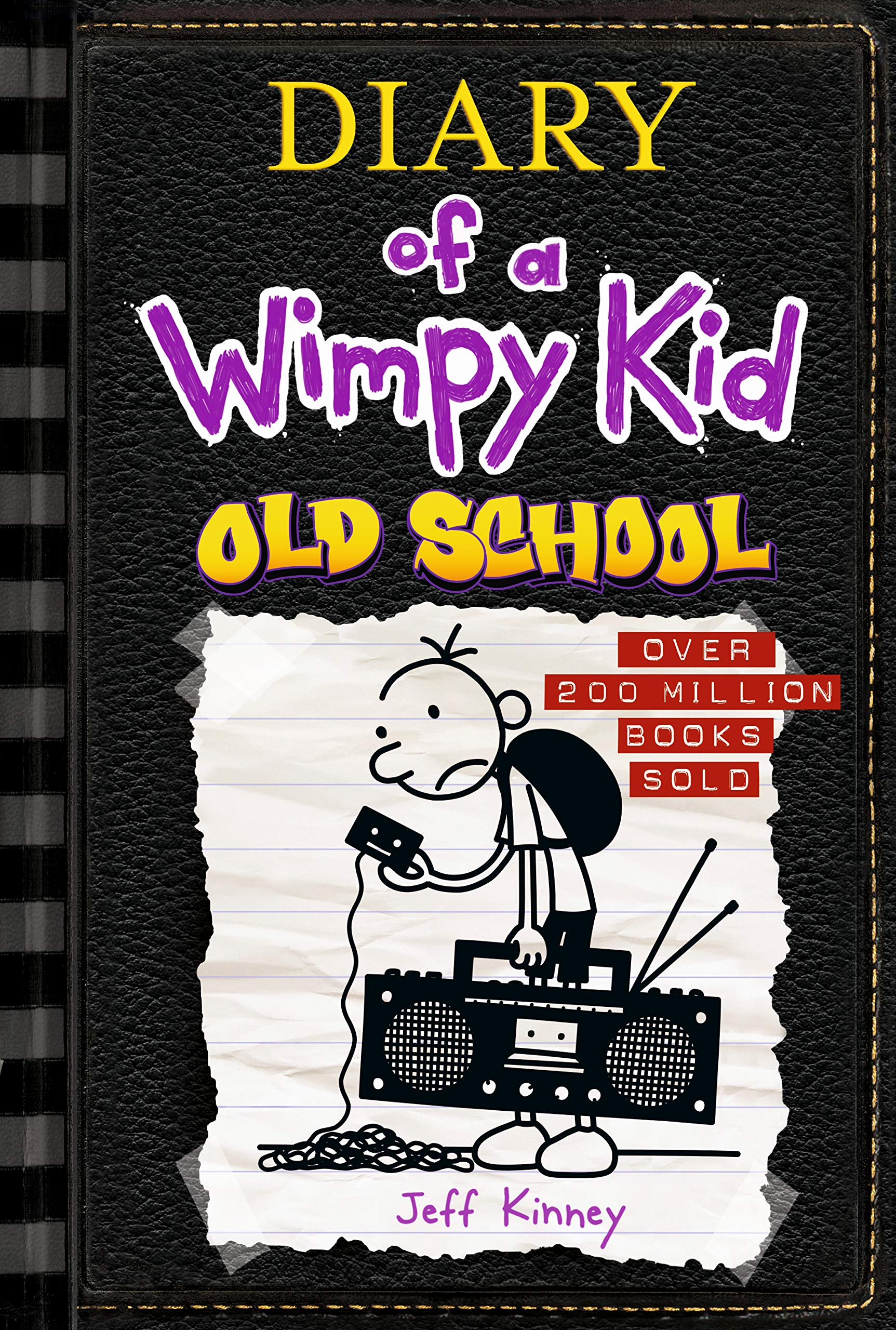 Old School Diary Of A Wimpy Kid Bk10 9780670079087 Amazon Com Books