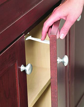 Safety St Cabinet And Drawer Latches  Count