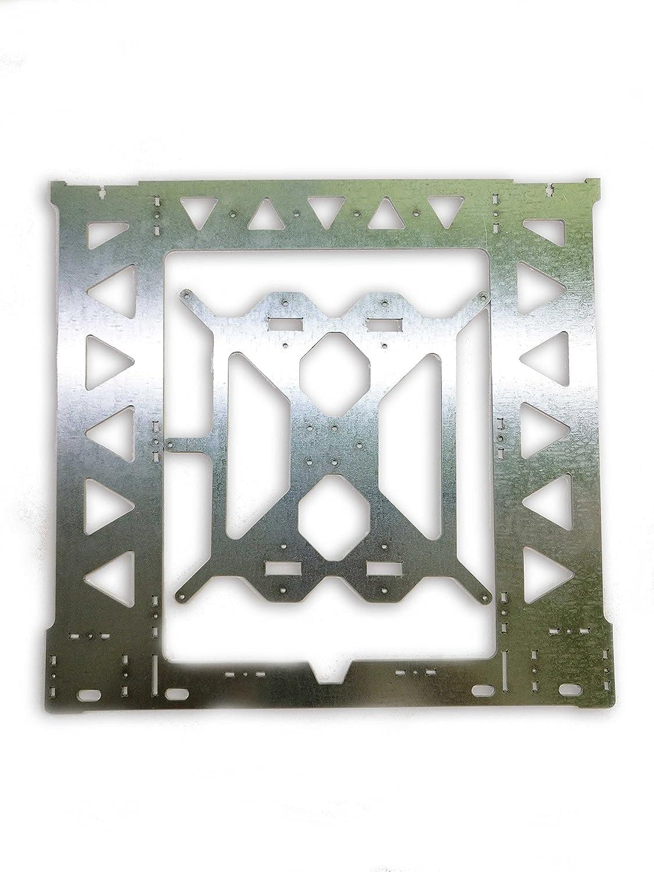 BITBOT3D© Estructura Chasis Frame P3Steel. Acero Galvanizado de ...