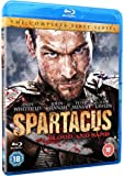 Spartacus: Blood and Sand Season 1 [Blu-ray]