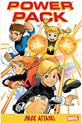 Power Pack: Pack Attack! (Power Pack (2005)) Kindle Edition