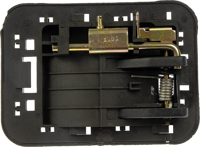 Needa Parts 761-5406 Left Black Interior Door Handle