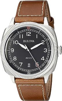 Bulova Japanese Quartz Men's Watch