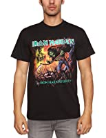 Collectors Mine Herren T-Shirt Iron Maiden-From Fear to Eternity