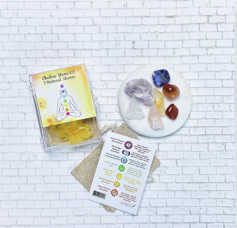 Amazon.com: Smudge Kit | 14 pcs | Chakra Stones | Abalone Shell | Sage | Palo Santo | |Smudging Kit | Home Cleansing Kit | Smudge Bundle | Chakra Kit ...