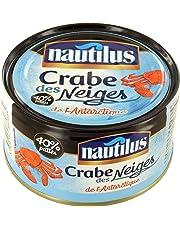 Nautilus Crabe des Neiges 213 g - Lot de 6
