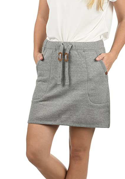BlendShe Jill Falda Minifalda Falda Deportiva para Mujer Elastica   Amazon.es  Ropa y accesorios 15a6752adb32