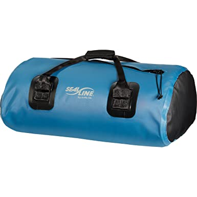 f029f44f1fe5 SealLine Zip Duffle Bag 40 (Blue)  Amazon.ca  Clothing   Accessories