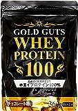 GOLD GUTS ゴールドガッツホエイプロテイン100 チョコレート味 360g