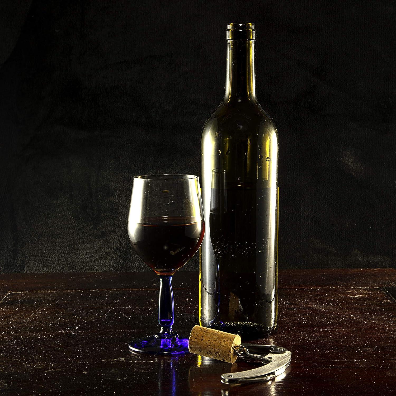 embotellar y envasar a presi/ón Botellas de Vino 100 Unidades Byoeko tap/ón de Corcho colmatado para Cerrar 24 x 39mm