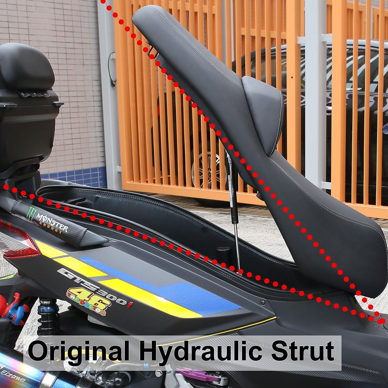 Sym 2013/GTS 300i Dual Asientos hidr/áulico Strut Conector Extensi/ón