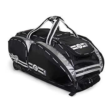 No Errors No E2 Wheeled Catchers Gear Bag Large Baseball And Softball Bag For Catchers Equipment With Fatboy Wheels
