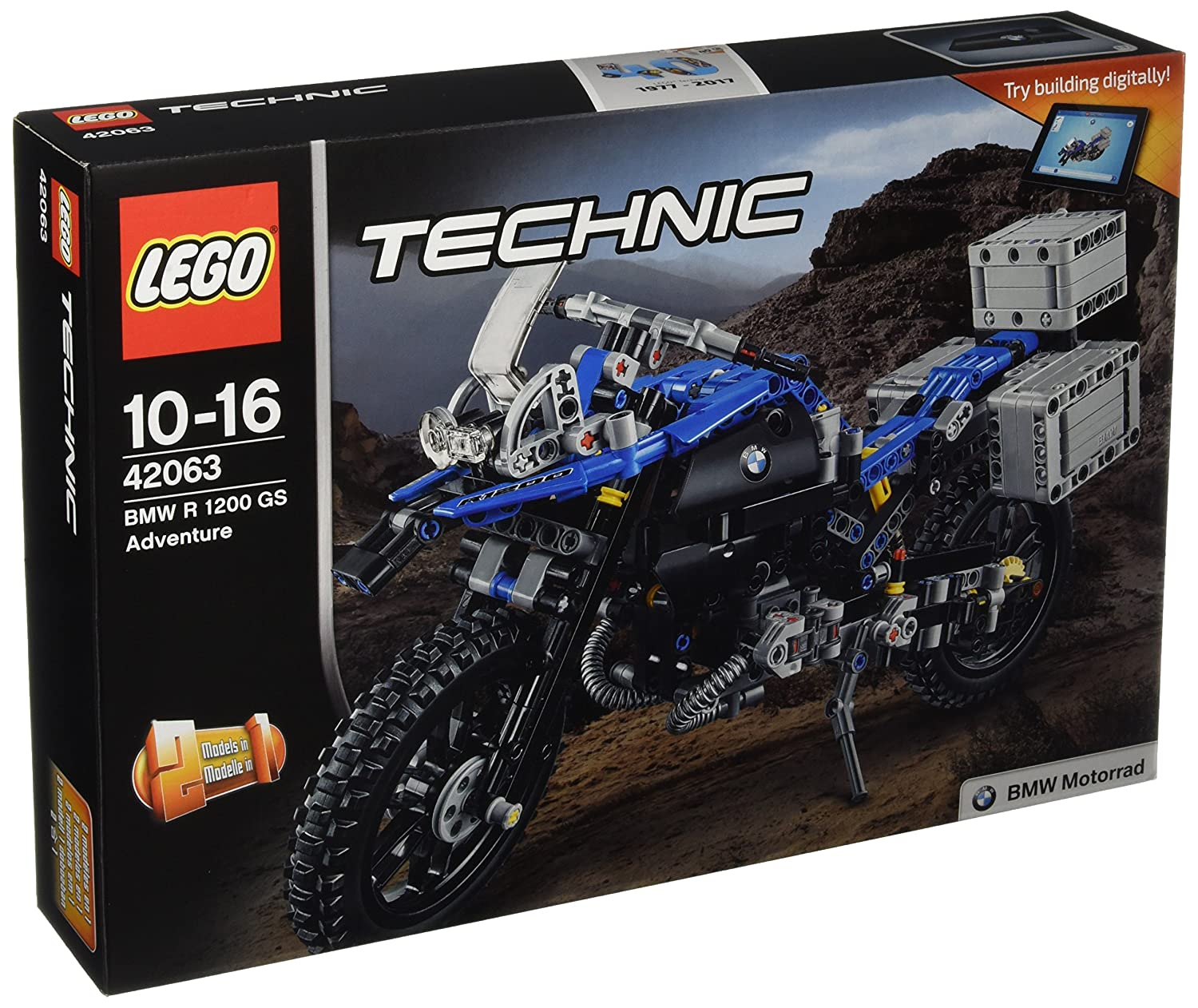 LEGO Technic BMW R GS aventura