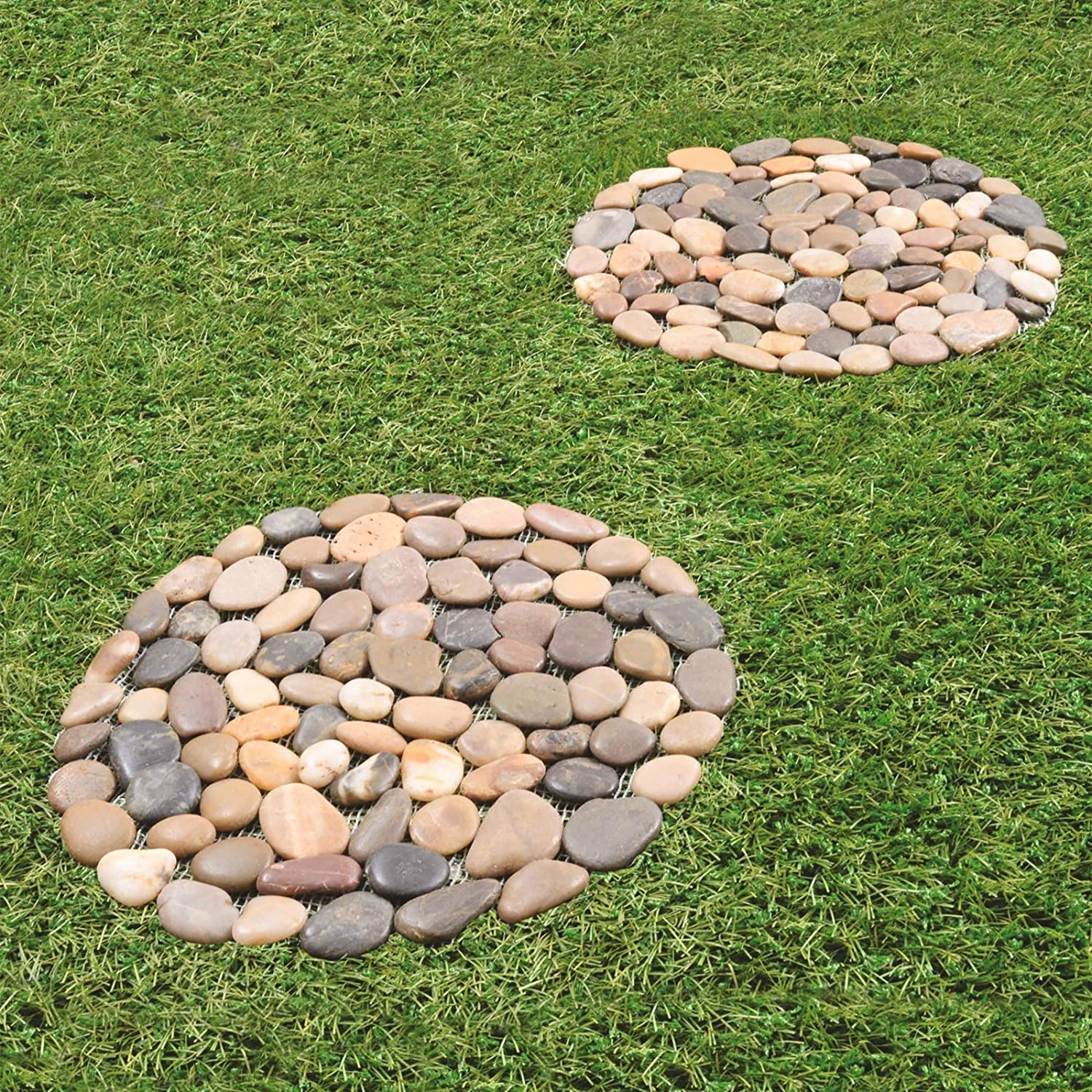 """Log Effect Stepping Stones 17"""""""
