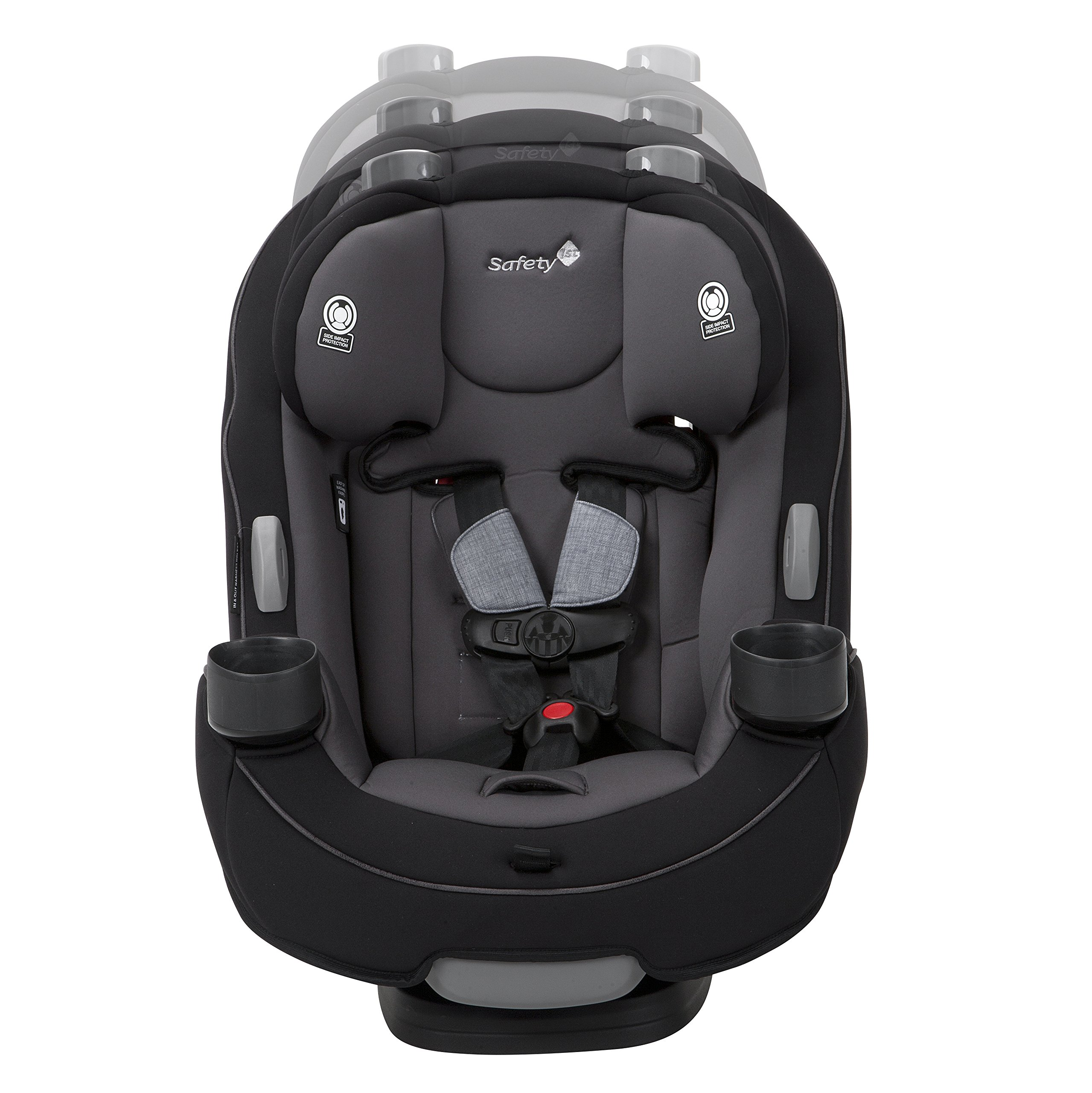 Safety 1st Grow and Go 3-in-1 Convertible Car Seat, Harvest Moon by Safety 1st (Image #12)