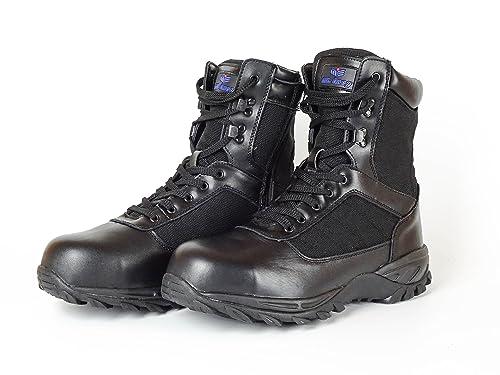 c161ea54eeb Mt. Emey 6506 Men's Composite Toe Work Boot Black