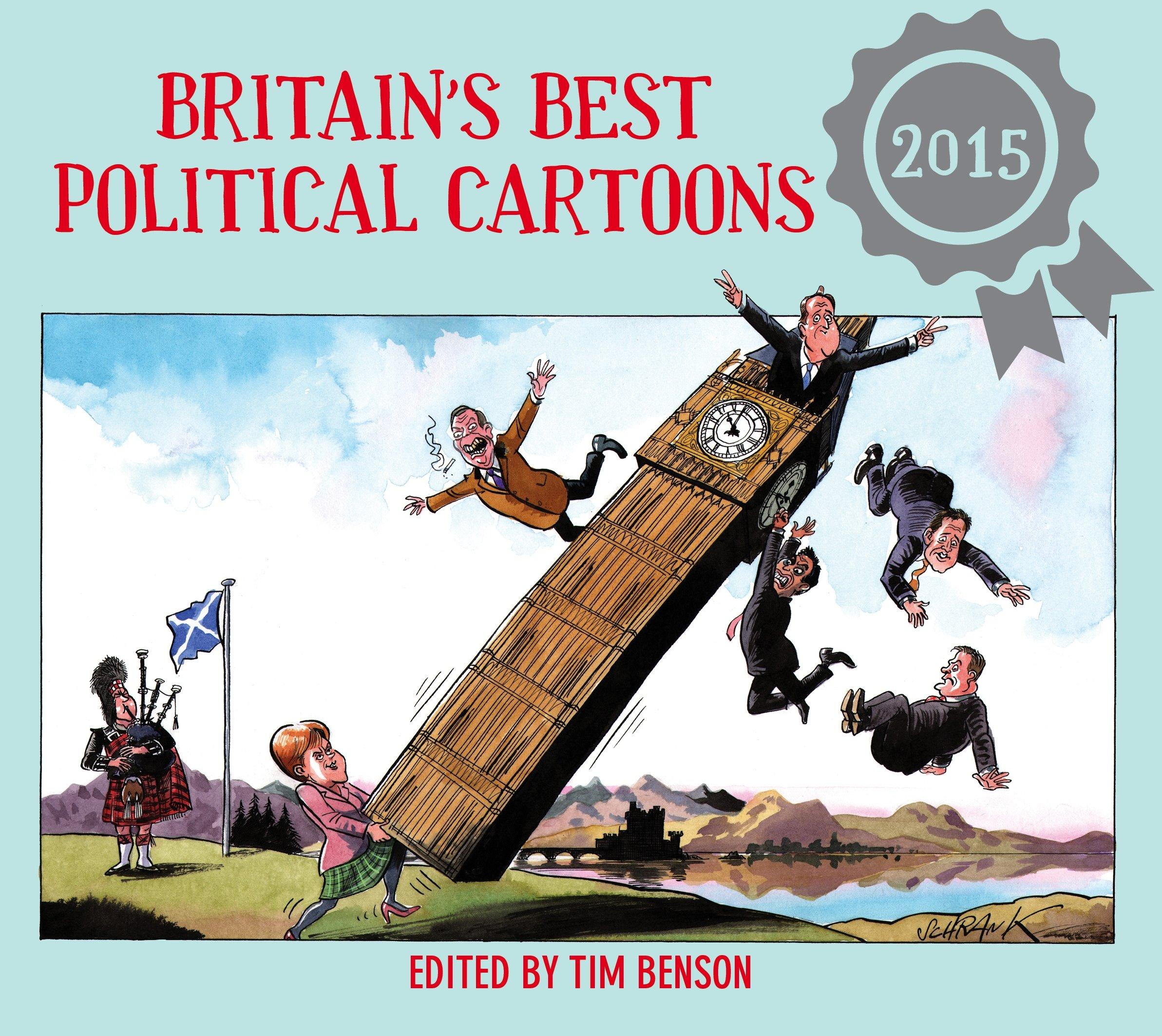 britain s best political cartoons 2015 amazon co uk no author