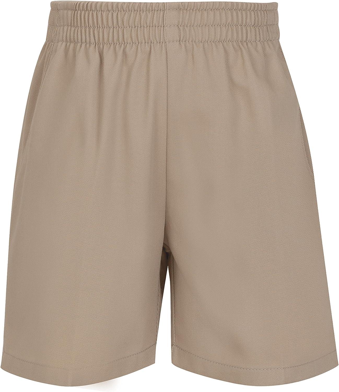 CLASSROOM Boys' Uniform Pull On Short: School Uniform Pants: Clothing