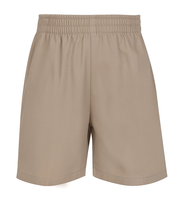 Classroom Boys Uniform Pull On Short Classroom Uniforms Khaki 10 52133-Khaki-10