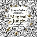 Magical Jungle 2018 Wall Calendar: An Inky Expedition and 2018 Coloring Calendar