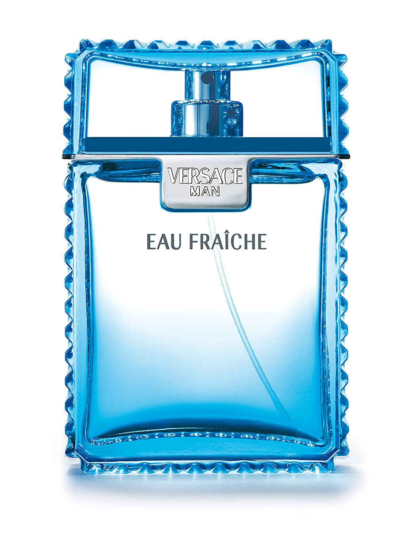 Versace Man Eau Fraiche By Gianni Versace For Men Deodorant Spray 3.4 Oz 180463