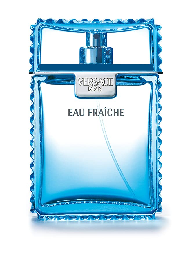 Versace - Man eau fraiche colonia por para hombre colognes: Amazon.es: Belleza