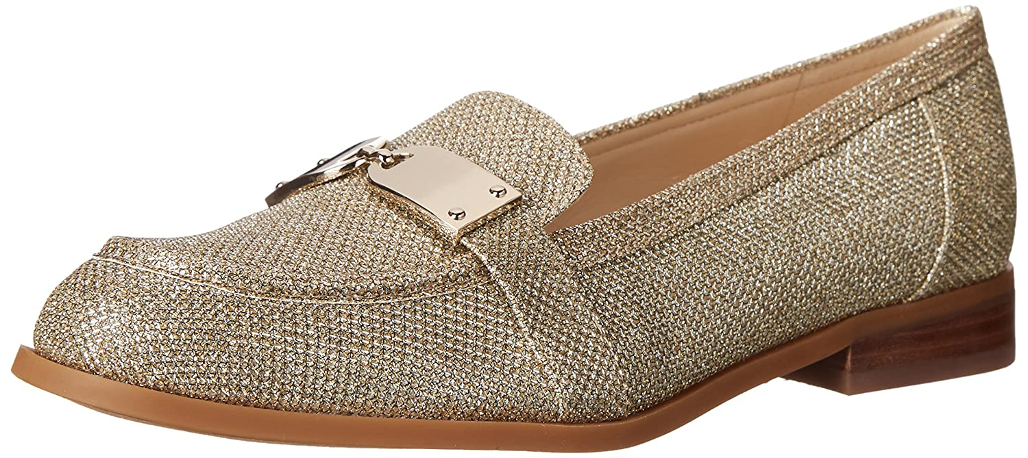 Nine West Women's Townhall Fabric Moccasin