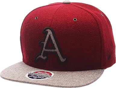 Adjustable Team Color//Dark Gray NCAA Zephyr Florida State Seminoles Mens Imprint Platinum Logo Snapback Hat