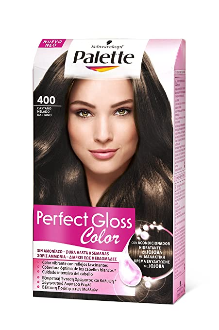 Palette Perfect Gloss 1862135 Coloración Semipermanente Tono 400-115 ml