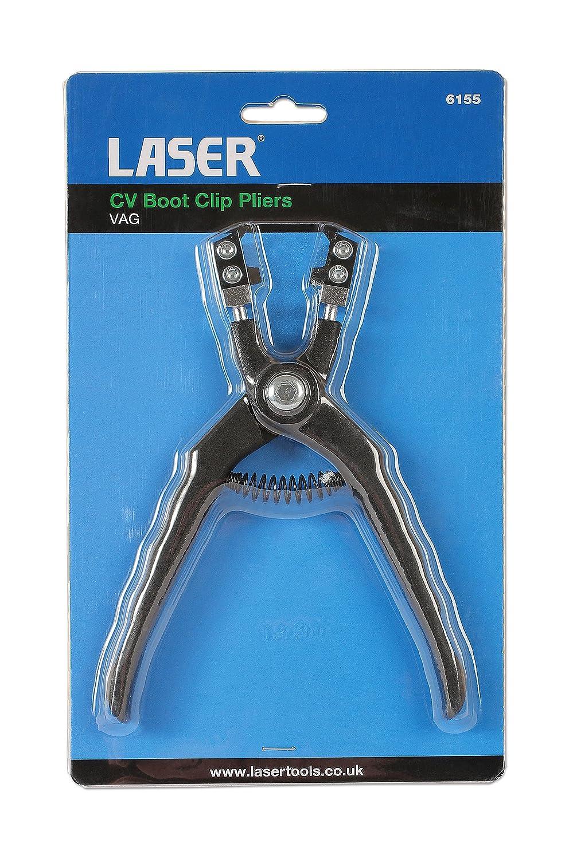 Laser 6155.0 Achsmanschetten-Sicherungsringzange