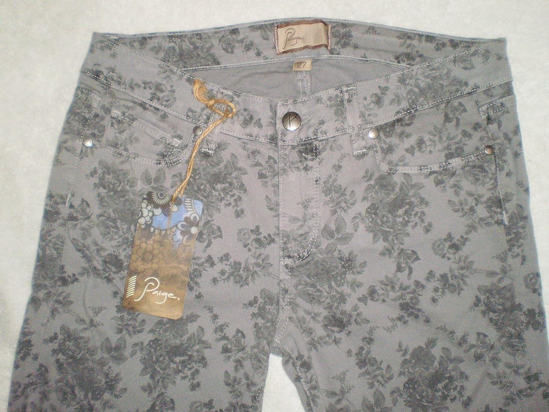 PAIGE Peg Ankle Cloud Stretch Skinny Women Jeans Size 27 28 29 L29 New $179