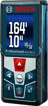 Bosch Bluetooth Enabled Laser Distance Measure