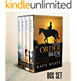 Mail Order Bride: Box Set #1: Inspirational Pioneer Romance (Historical Tales of Western Brides Box Set Series)