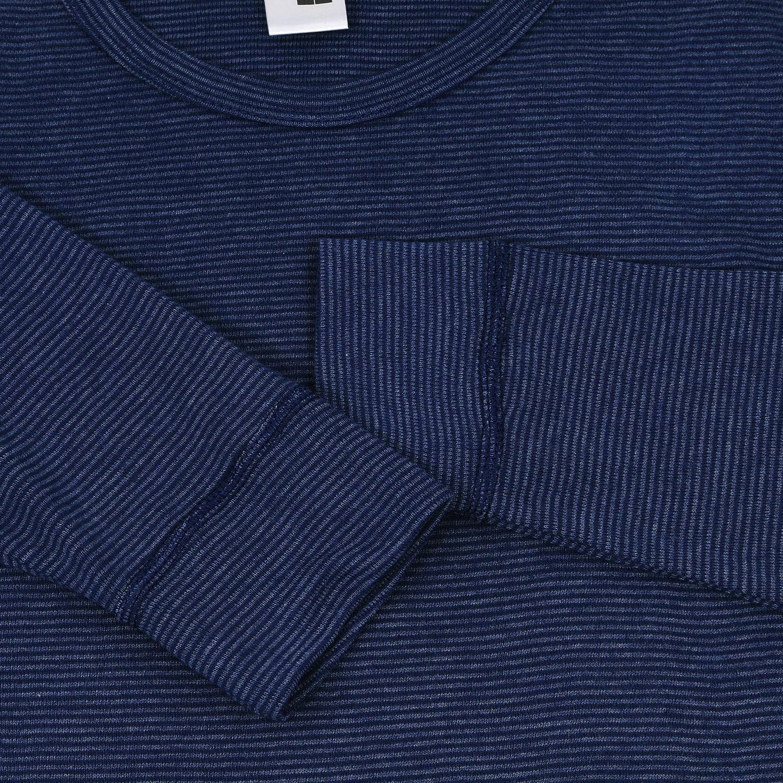 Langarmshirt von Adamo, Thermo bis Wäschegröße 20, dunkelblau: Amazon.de:  Bekleidung